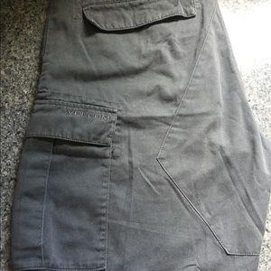 Volcom size 36 shorts